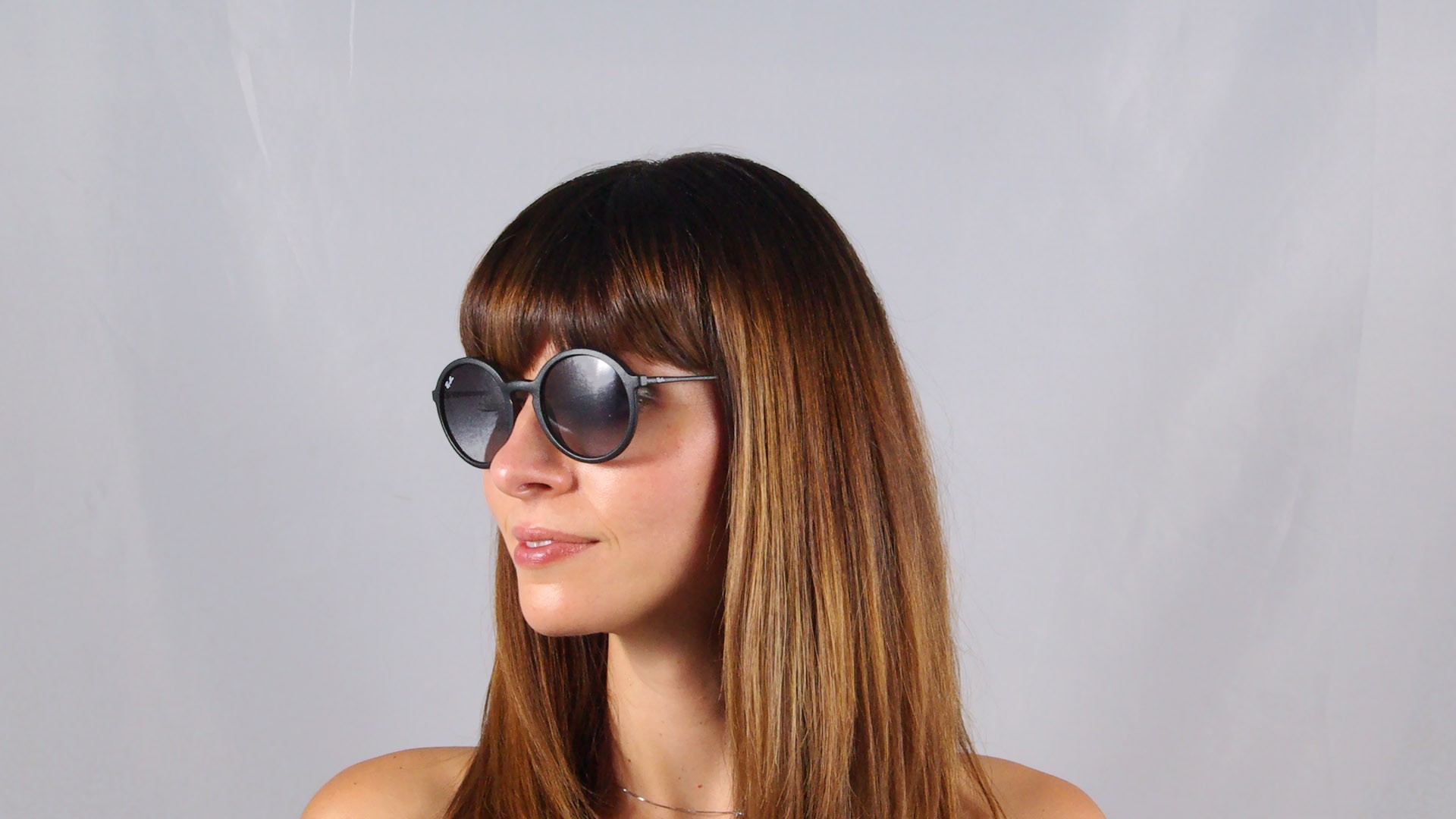 bf61cd89b2 Sunglasses Ray-Ban RB4222 622 8G 50-21 Black Medium Gradient