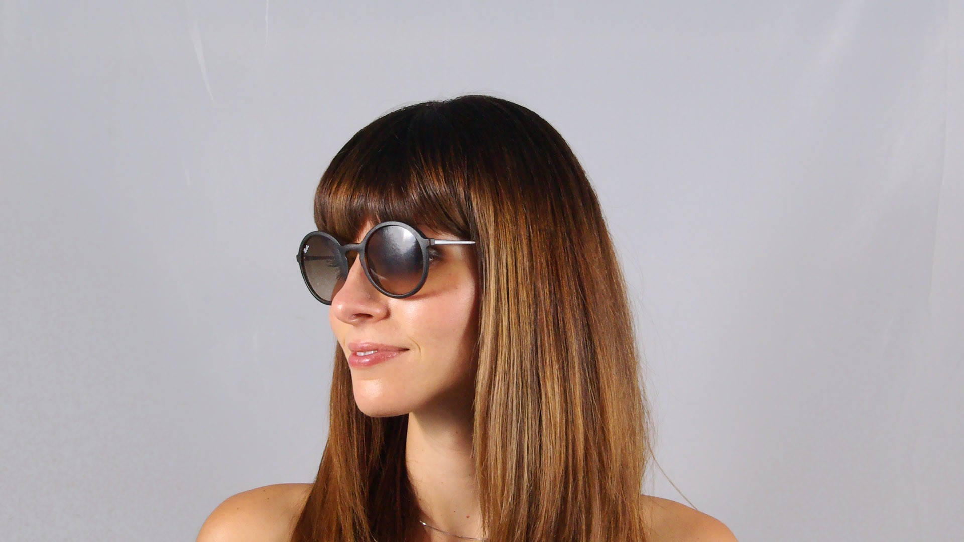 8530ad2e43 Sunglasses Ray-Ban RB4222 865 13 50-21 Tortoise Medium Gradient