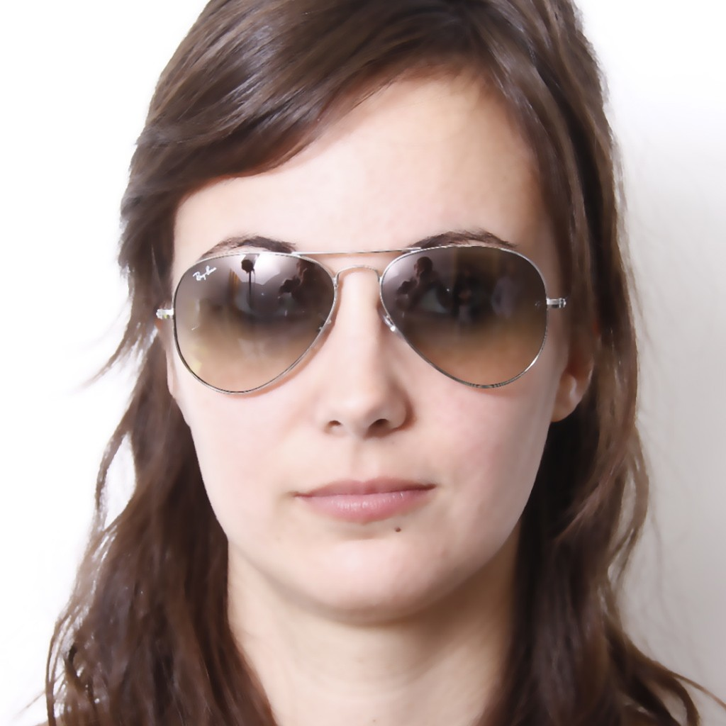 f9f8d2c6759 Sunglasses Ray-Ban Aviator Large Metal Silver RB3025 003 32 55-14 Medium  Gradient