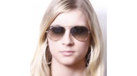 Ray-Ban Aviator Large Metal Argent RB3025 003/32 55-14