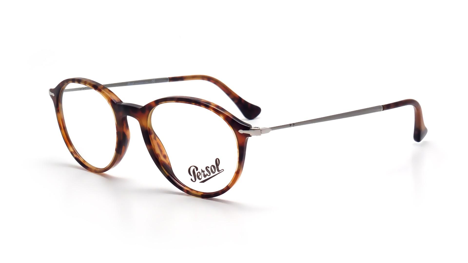 Eyeglasses Persol Reflex Edition Tortoise PO3125V 108 49-19 Medium 633a7620a9ff