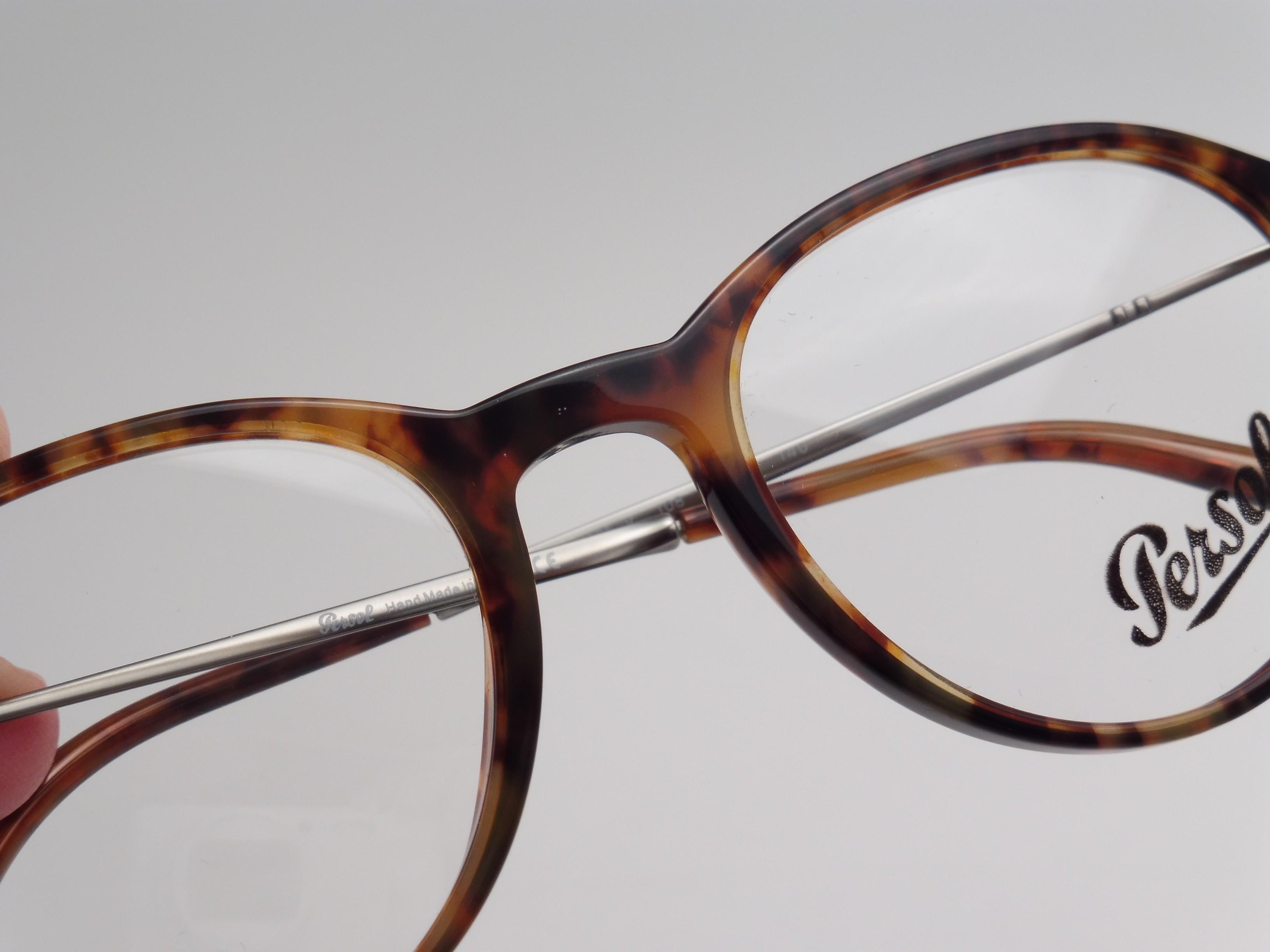 Lunettes de vue Persol Reflex Edition Écaille PO3125V 108 49-19 Medium 25c5e9b5b66f
