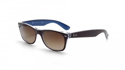 Ray-Ban New Wayfarer Braun RB2132 618985 52-18 88,21 €