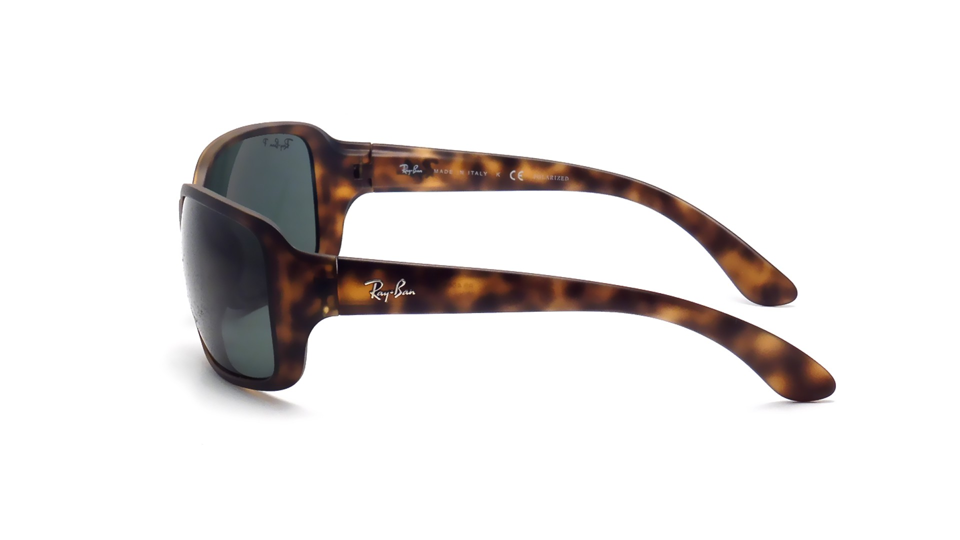 b71d45e52cd Ray-Ban RB4068 894 58 60-17 Brown Polarisés