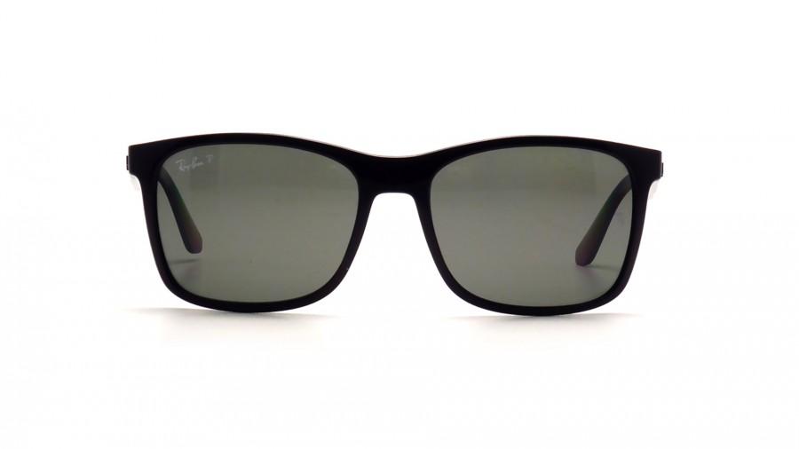 ray ban zonnebril blauw