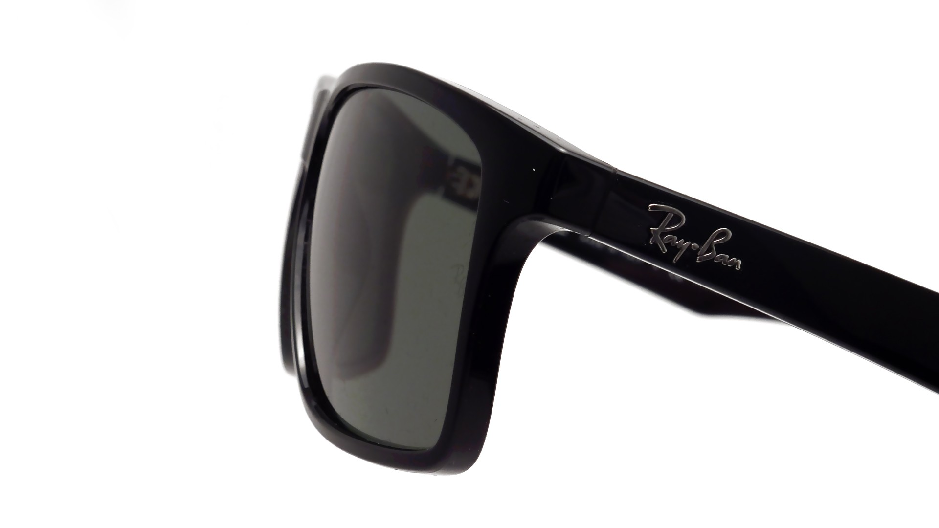 8ed10e7f2e Ray-Ban P Active Lifestyle Black RB4234 601 9A 58-16 Polarisés ...
