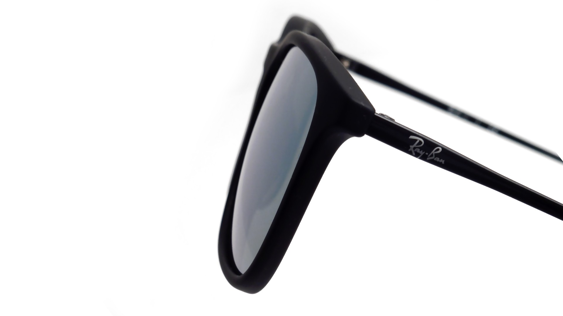 347c9e462b Sunglasses Ray-Ban Chris Black RJ9061S 700530 49-15 Junior Mirror