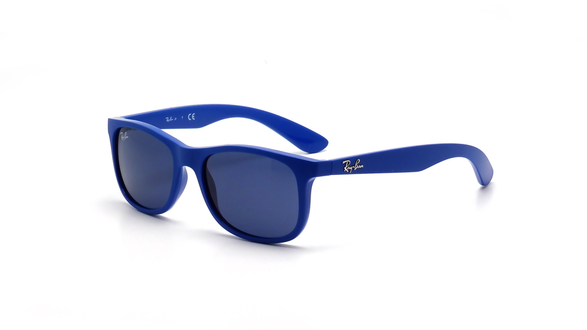 fe6cceb0940 Sunglasses Ray-Ban RJ9062S 701780 48-16 Blue Junior
