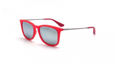 Ray-Ban RJ9063S 701030 48-16 Rouge 52,95 €
