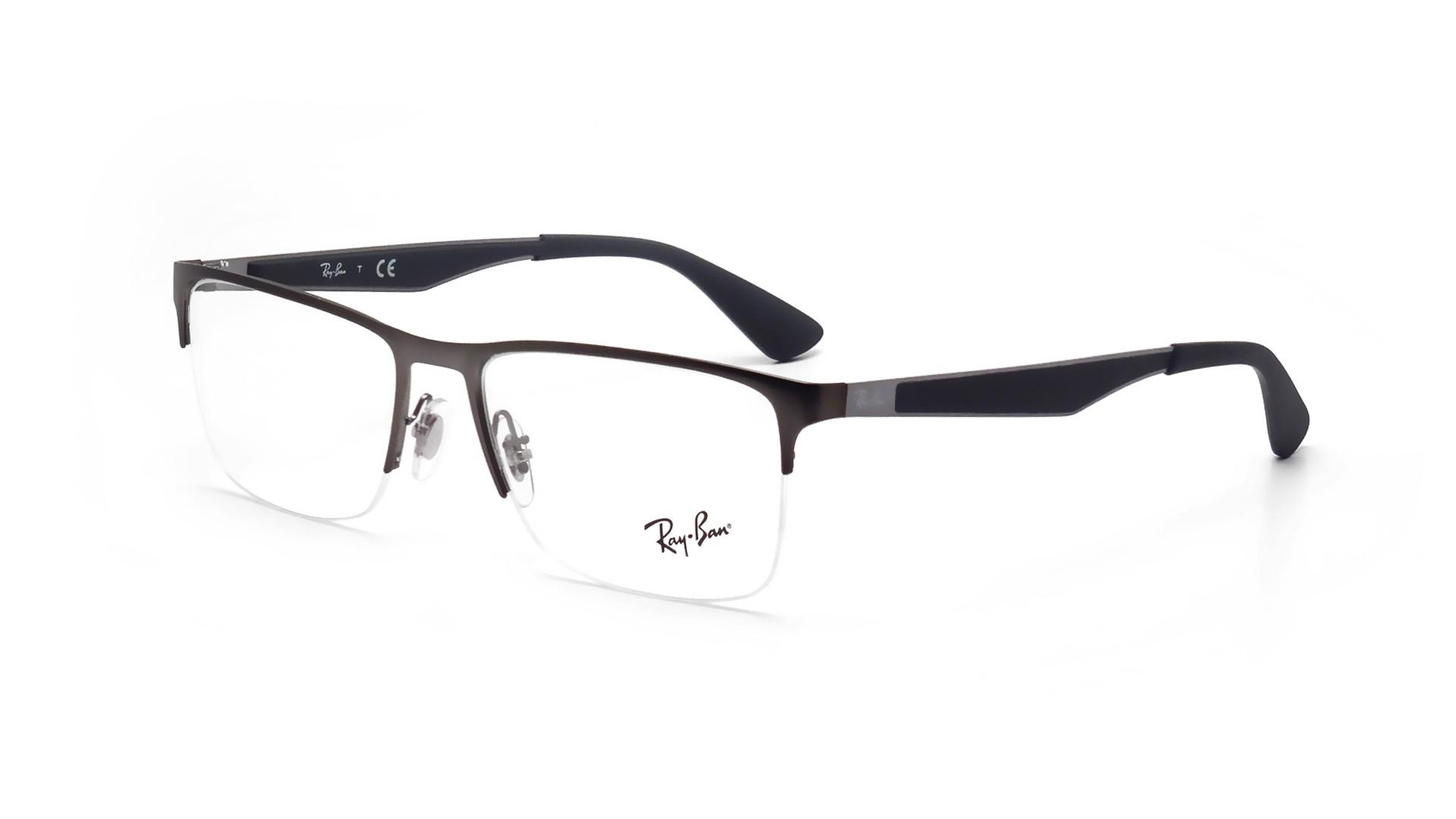 c1210848414 Eyeglasses Ray-Ban RX6335 RB6335 2855 54-17 Grey Medium