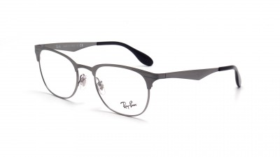 f8be183fd30 Lunettes de vue Ray-Ban Clubmaster Grey RX6346 RB6346 2553 50-19 70