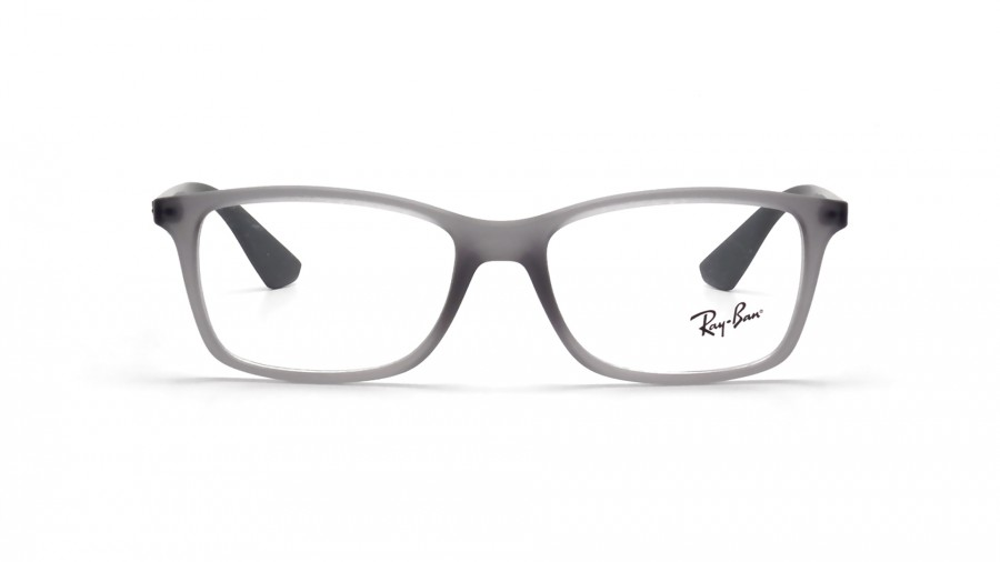 4b84dbccb94 Lunettes de vue Ray-Ban Active Lifestyle Grey Mat RX7047 RB7047 5482 54-17