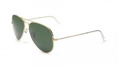 Ray-Ban Aviator Large Metal II Gold RB3026 L2846 62-14