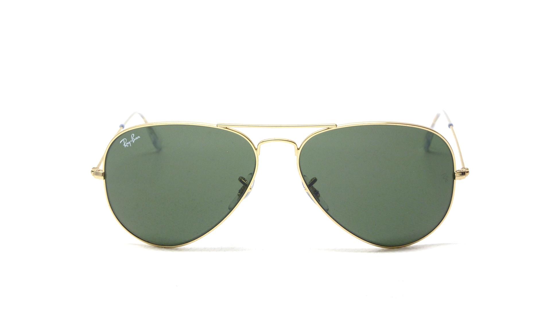 594e9c0c0da55 Sunglasses Ray-Ban Aviator Large Metal II Gold RB3026 L2846 62-14 Large