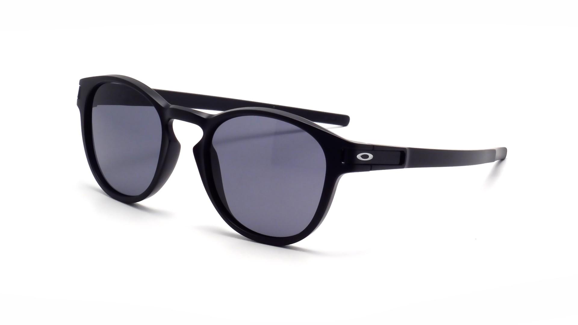 a79cffba379 Sunglasses Oakley Latch Black Matte OO9265 01 53-21 Medium