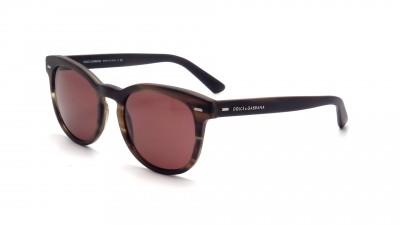Dolce & Gabbana Lunettes de soleil 6087 Violet, 55