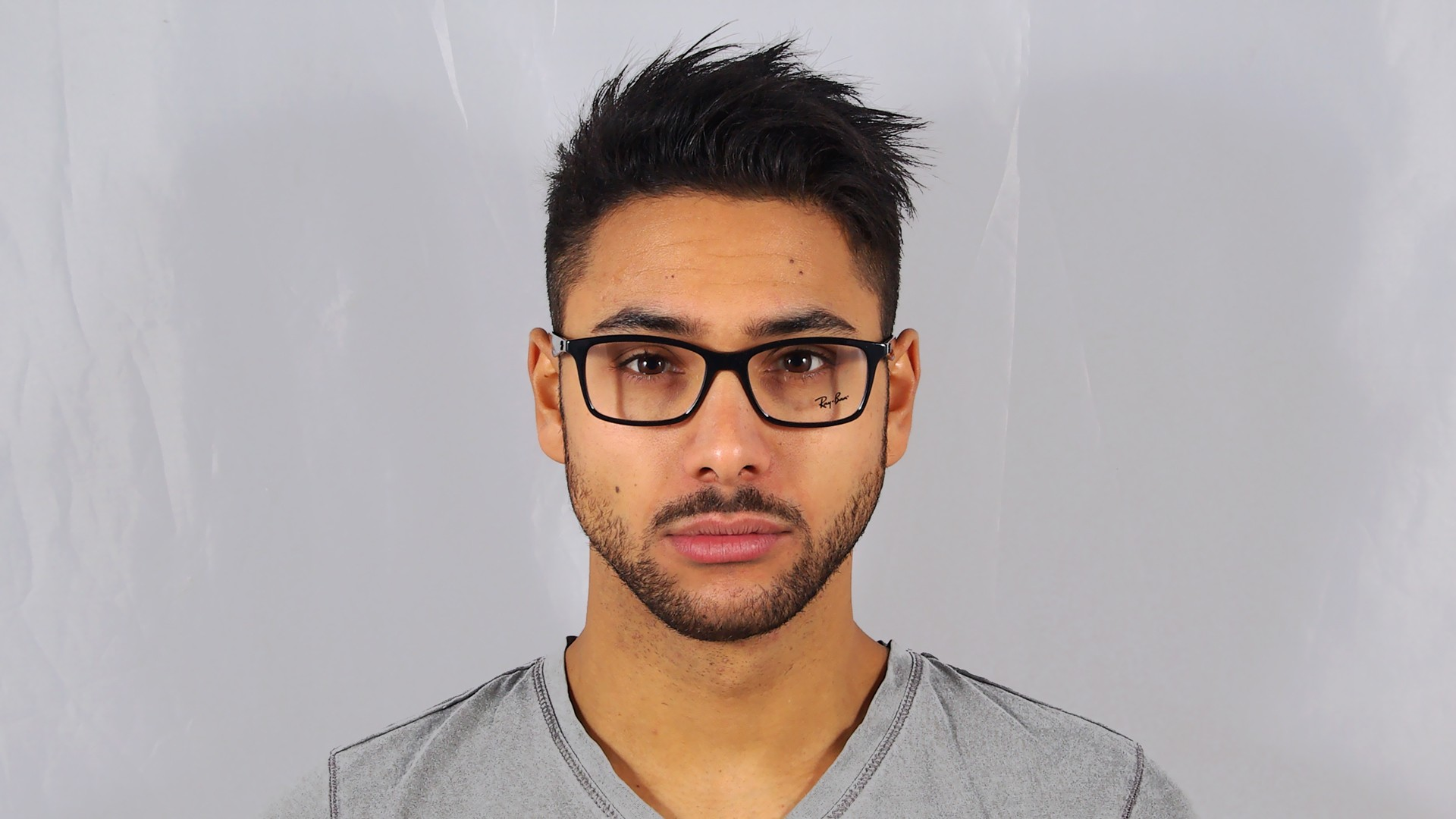 fc2faf6066 Eyeglasses Ray-Ban Active Lifestyle Black RX7047 RB7047 2000 54-17 Medium