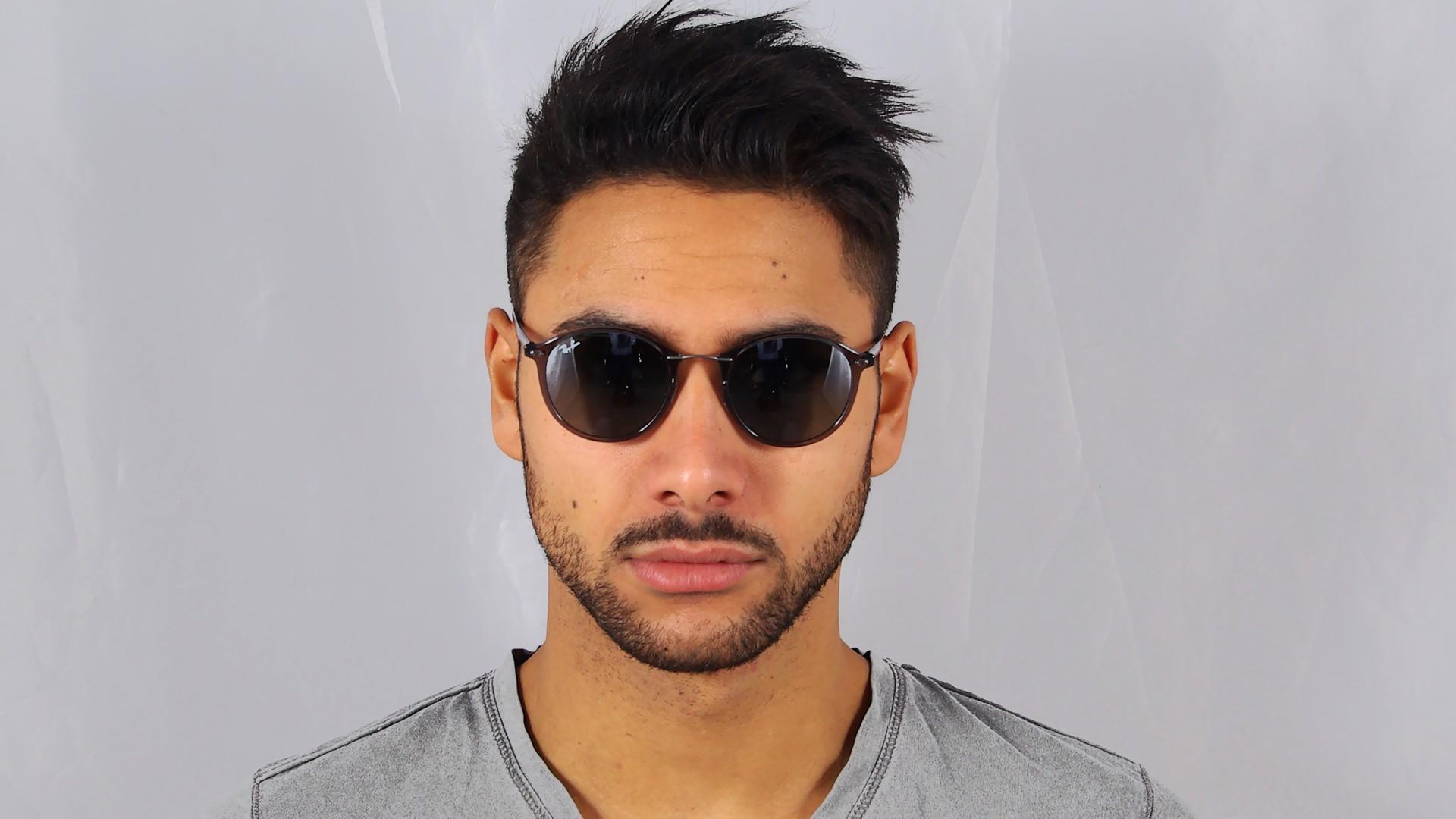 5b6f4ac6591 ... authentic sunglasses ray ban tech light ray tech grey rb4242 620088 49  21 medium mirror ffdf1