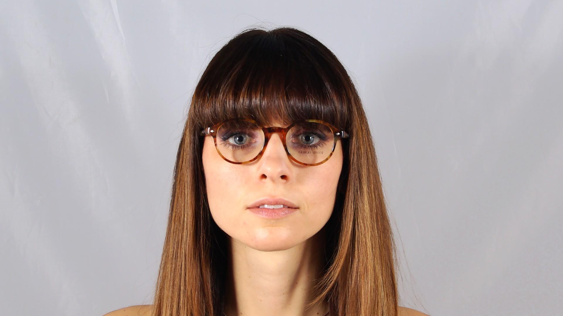 b7c7bc05209b Eyeglasses Giorgio Armani Frames of Life Tortoise AR7004 5191 47-19 Small