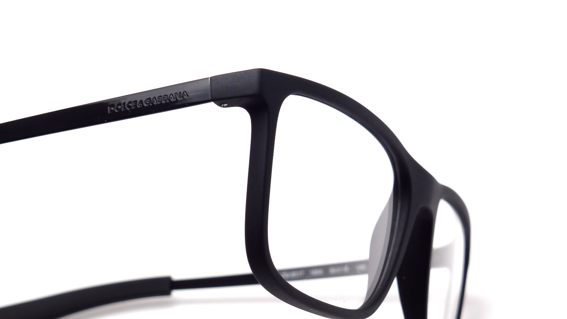c7bc2e3ac16 Eyeglasses Dolce   Gabbana DG5017 1934 54-18 Black Matte Medium