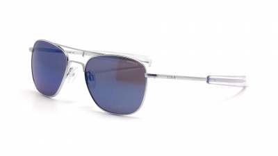 Randolph AF54668 PC Aviator Matte Chrome Grau Mirrored Gläser Medium 148,65 €