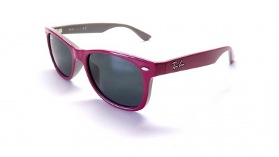 Ray-Ban Wayfarer Junior Red RJ9052S 177/87 48-16
