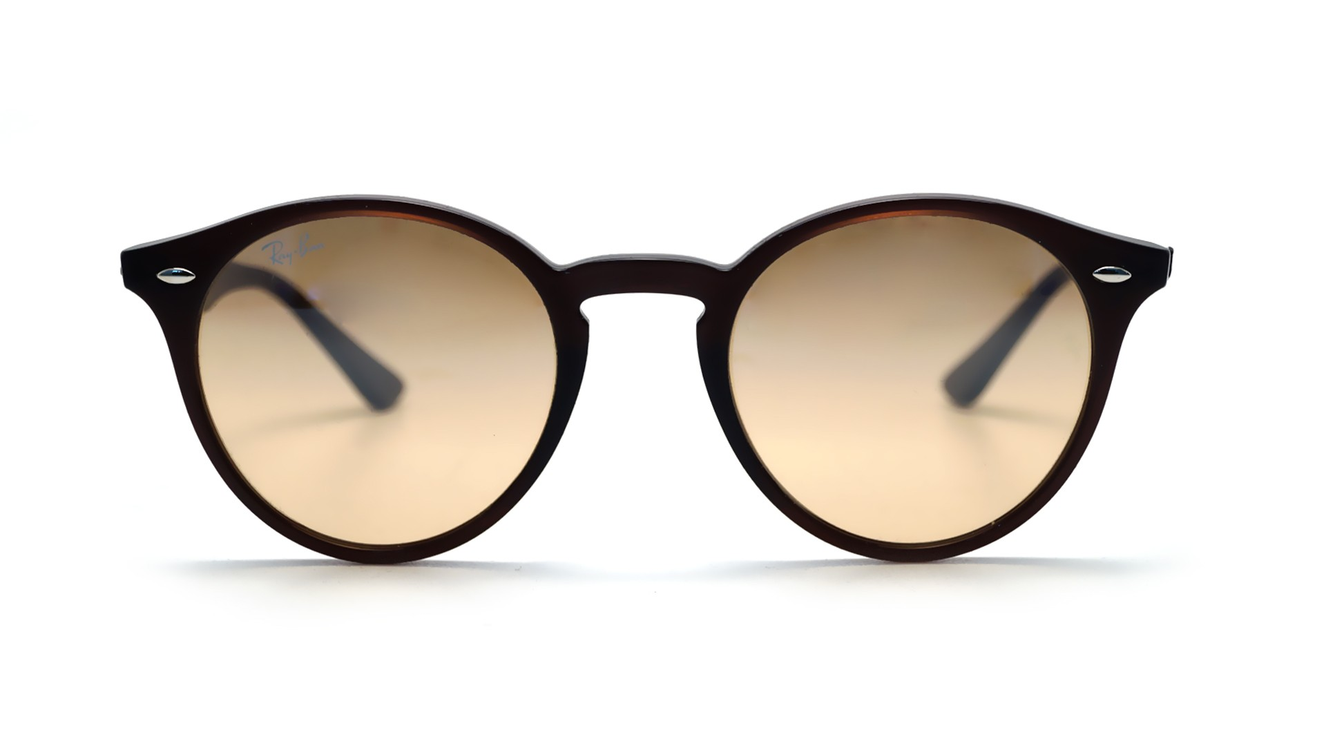 d6d8c275ab Sunglasses Ray-Ban RB2180 62313D 49-21 Brown Medium Gradient Mirror