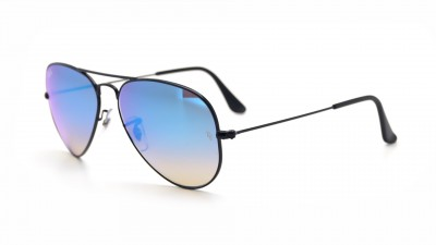 Ray-Ban Aviator Large Metal Schwarz RB3025 002/4O 55-14 113,99 €
