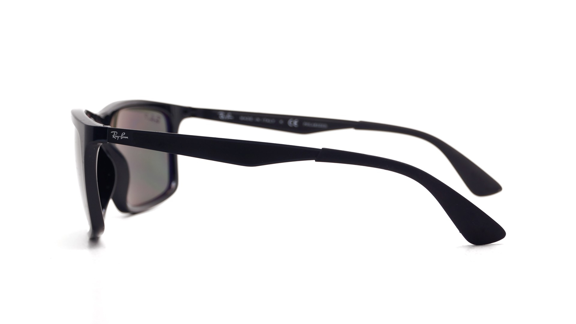 d7c340e1bb Sunglasses Ray-Ban G-15 RB4228 601 9A 58-18 Black Large Polarized
