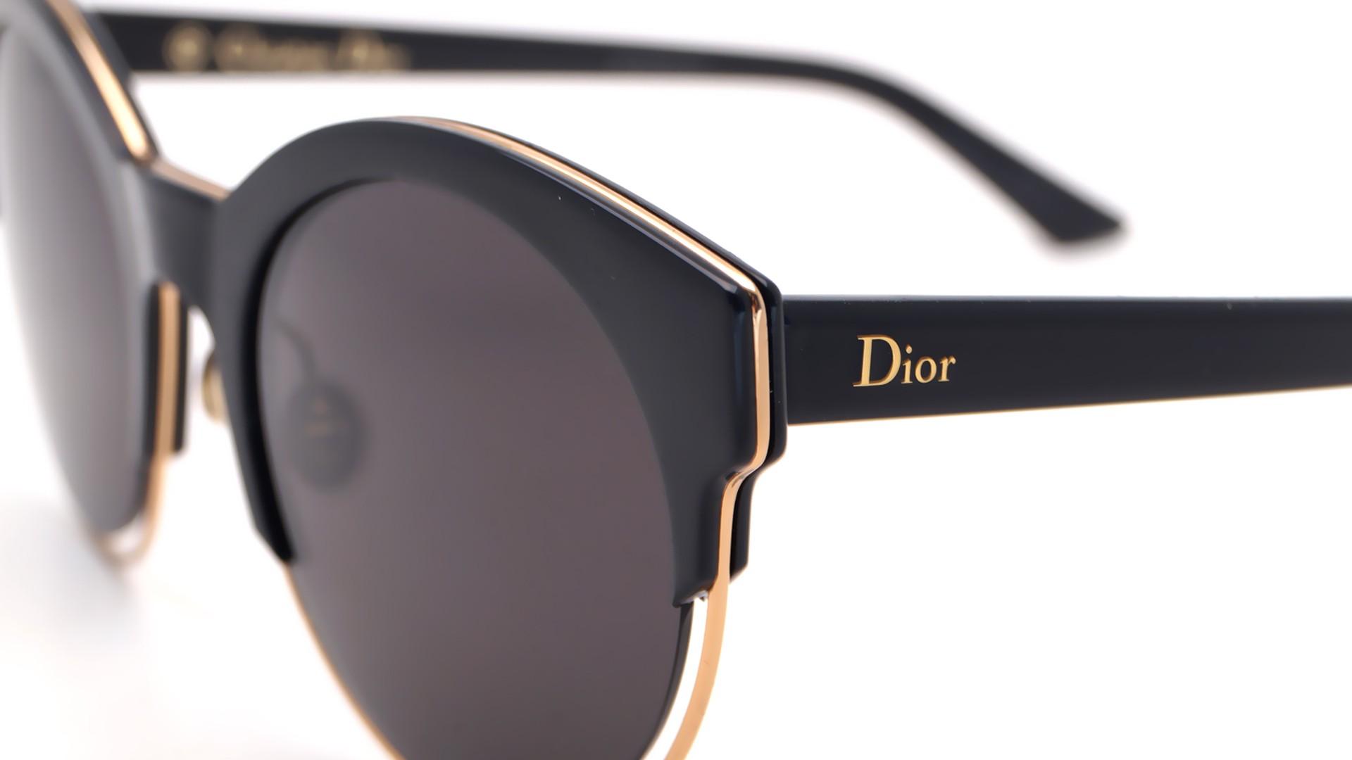 Sunglasses Dior SIDERAL1 J63 53-21 Black Medium 1b0ecde947