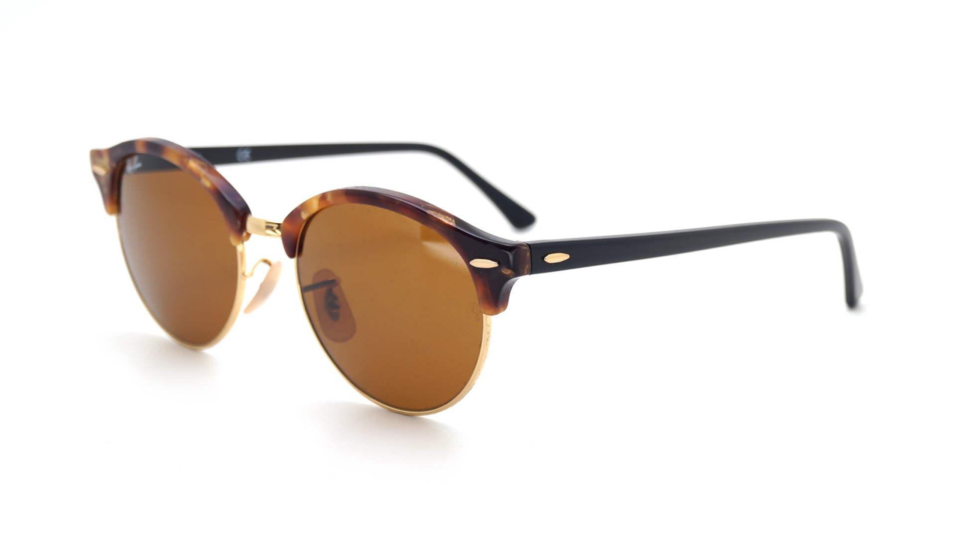 38fd17562c72d Ray-Ban Clubround Écaille RB4246 1160 51-19
