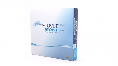 Lenses de contact 1 Day Acuvue Moist Daily 90L