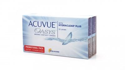 Lentilles de contact Acuvue Oasys Bi Mensuelles 12L 32,63 €