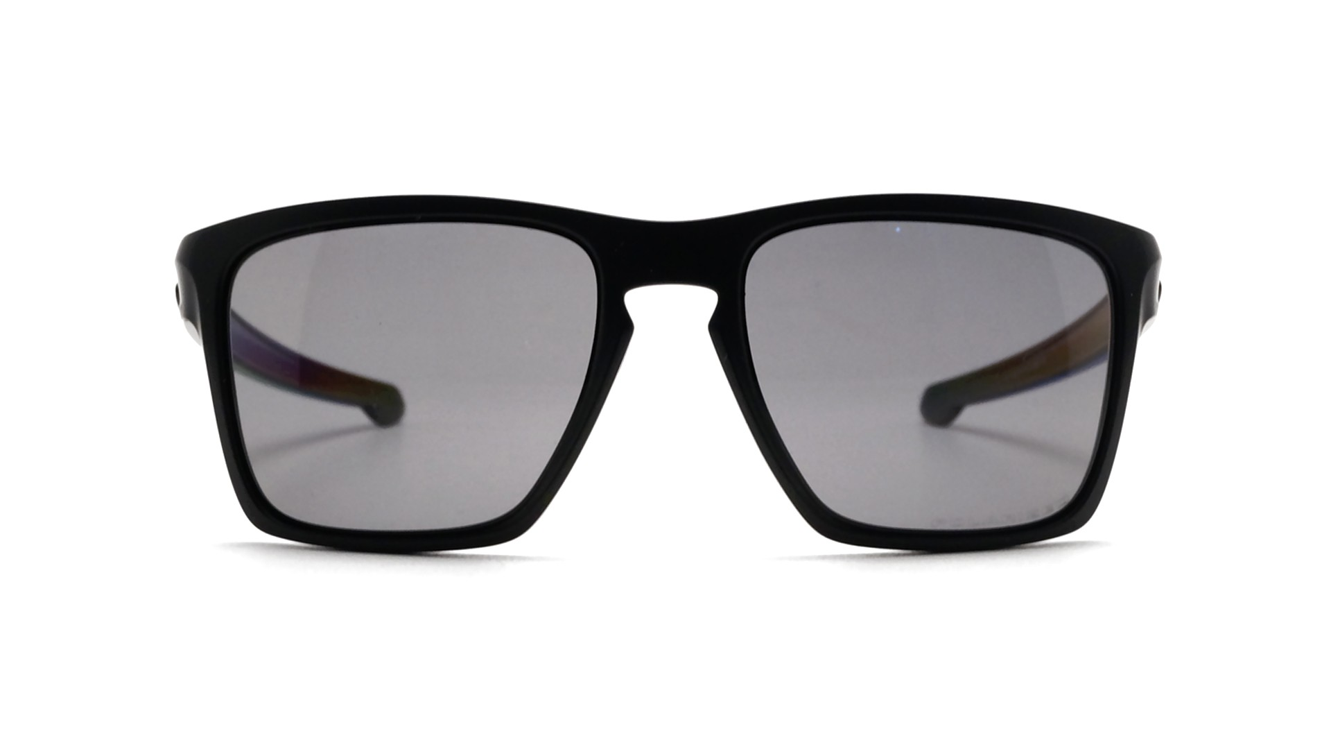 Sunglasses Oakley Sliver Xl Black OO9341 01 57-18 Large Polarized 6ab7e169fb
