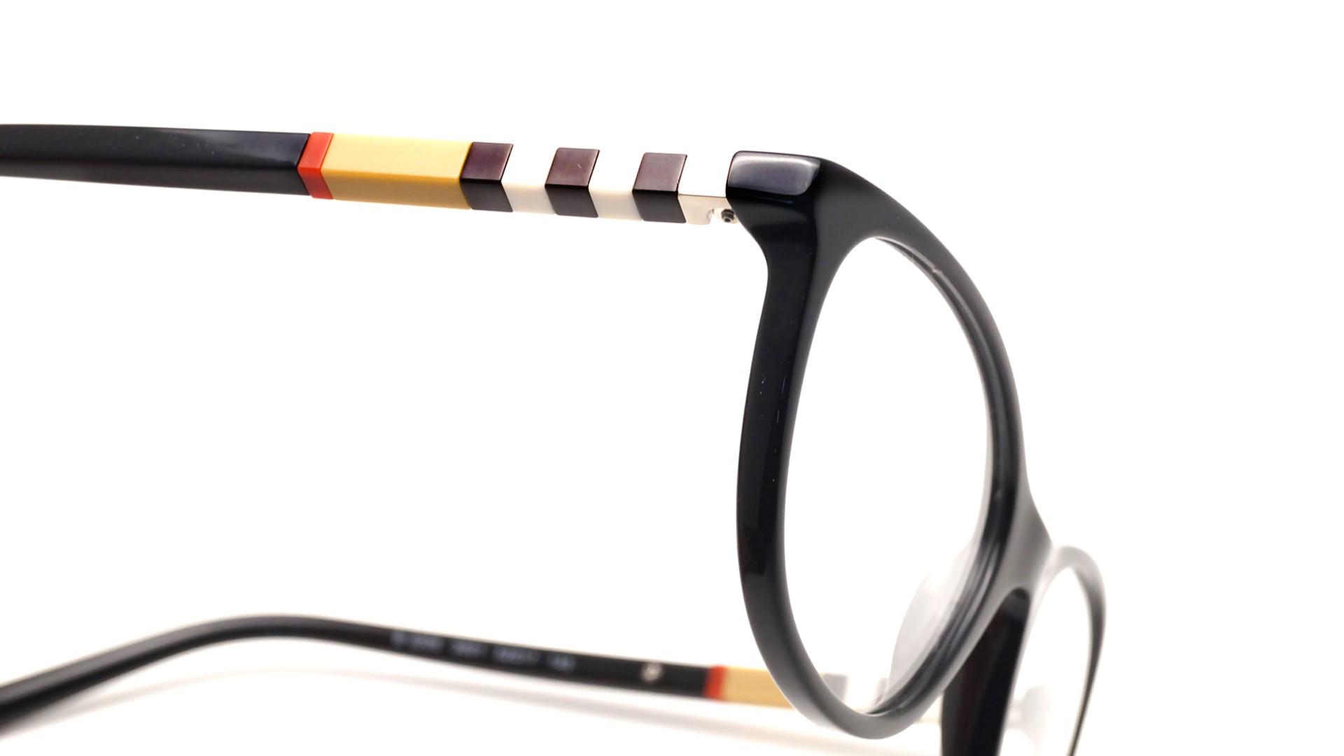 17e3f85ccf2b Eyeglasses Burberry BE2205 3001 52-17 Black Medium