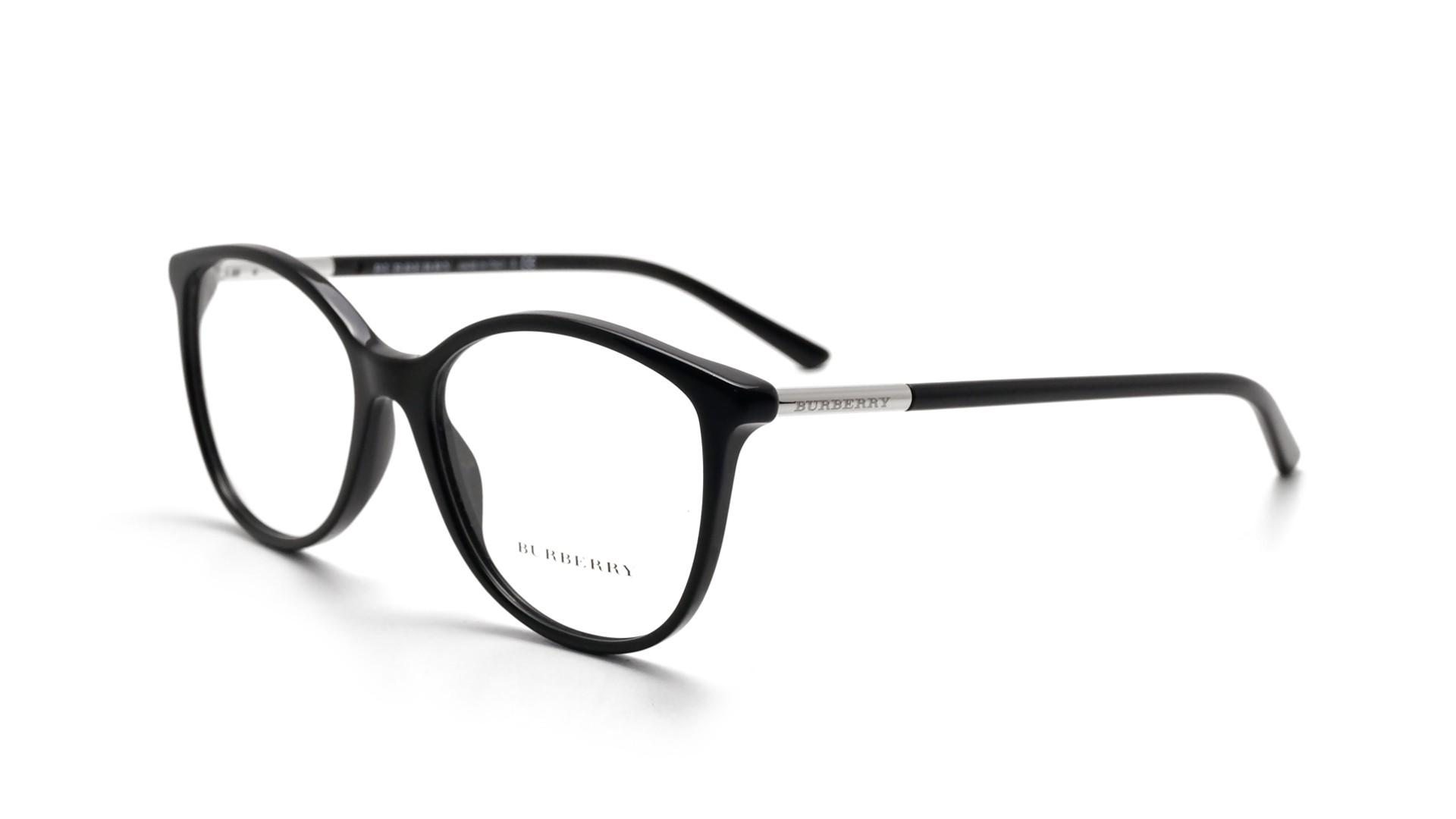 c396d0df8e Eyeglasses Burberry BE2128 3001 52-16 Black Medium