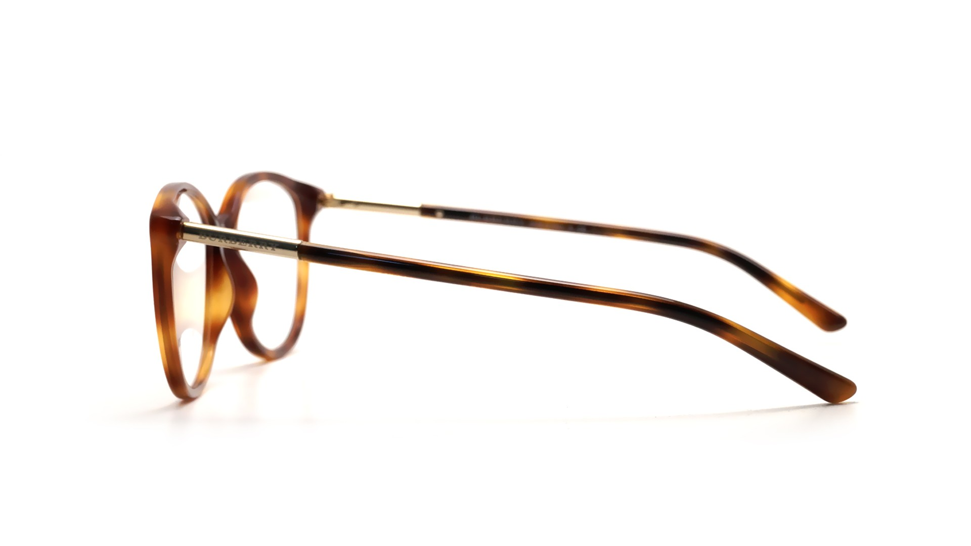 c9cb7f3ac7bad Burberry BE2128 3316 52-16 Écaille   Prix 118,90 €   Visiofactory