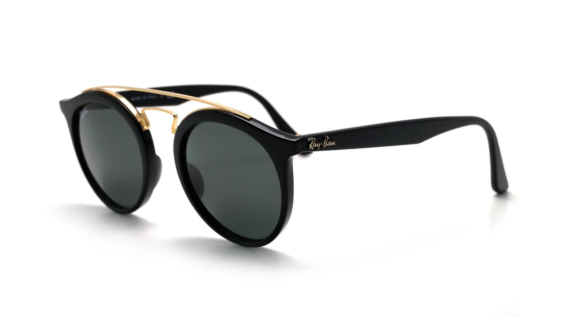 40905026e634fc Ray-Ban New Gatsby Noir RB4256 601 71 49-20   Prix 63,96 €   Visiofactory