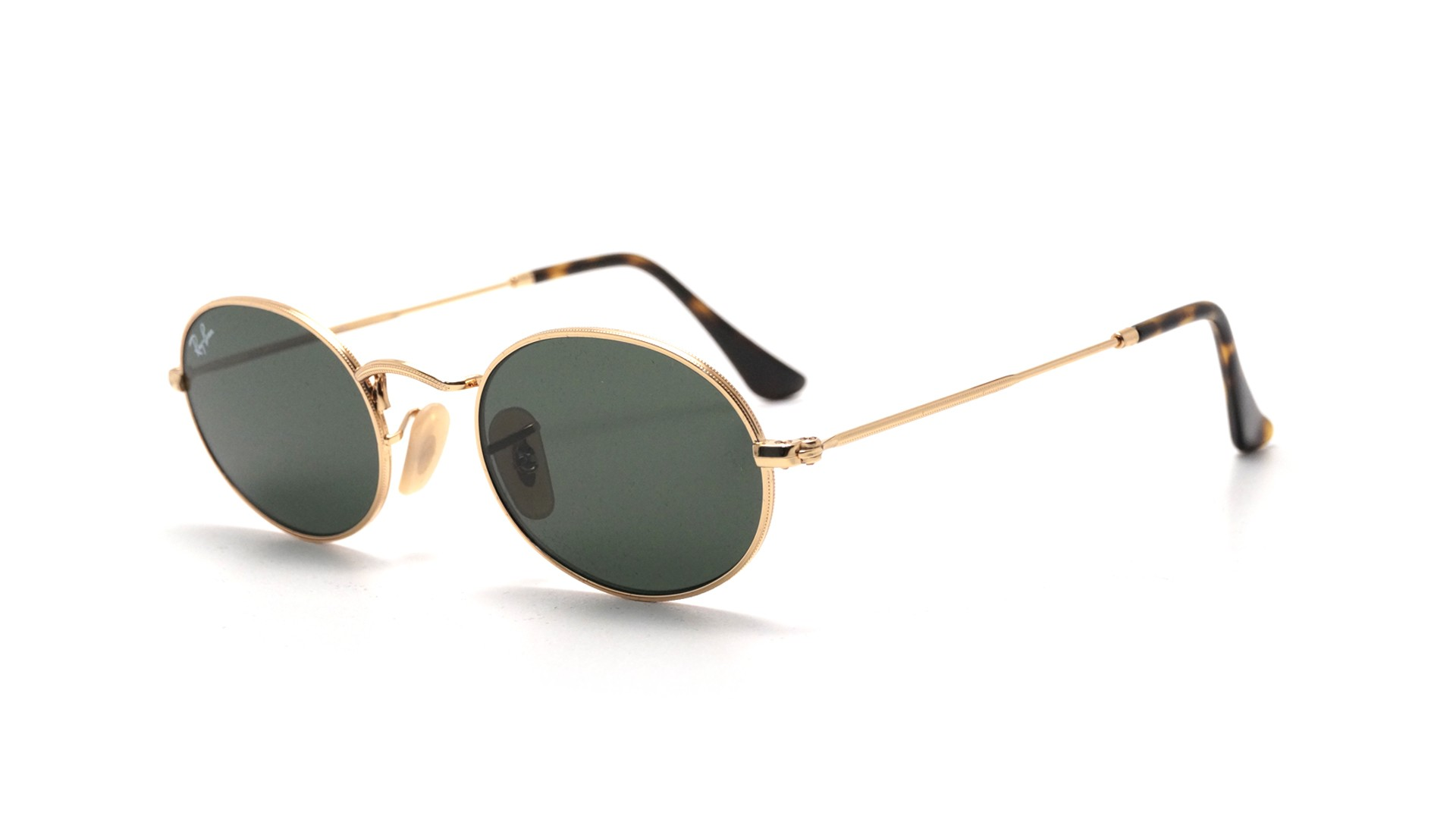 b0bc6ae01af Sunglasses Ray-Ban RB3547N 001 48-21 Gold G15 Small