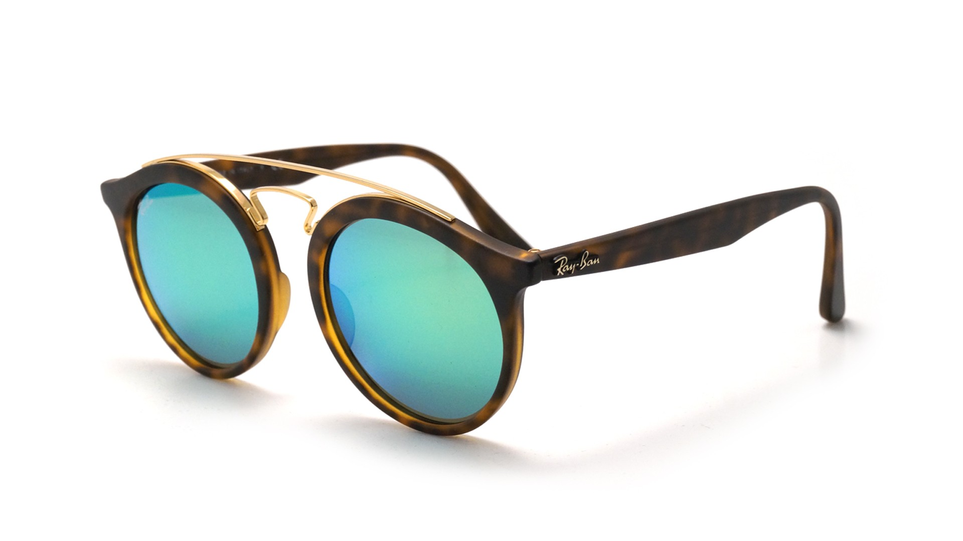 6a048152cd8 Ray-Ban New Gatsby Tortoise RB4256 60923R 49-20
