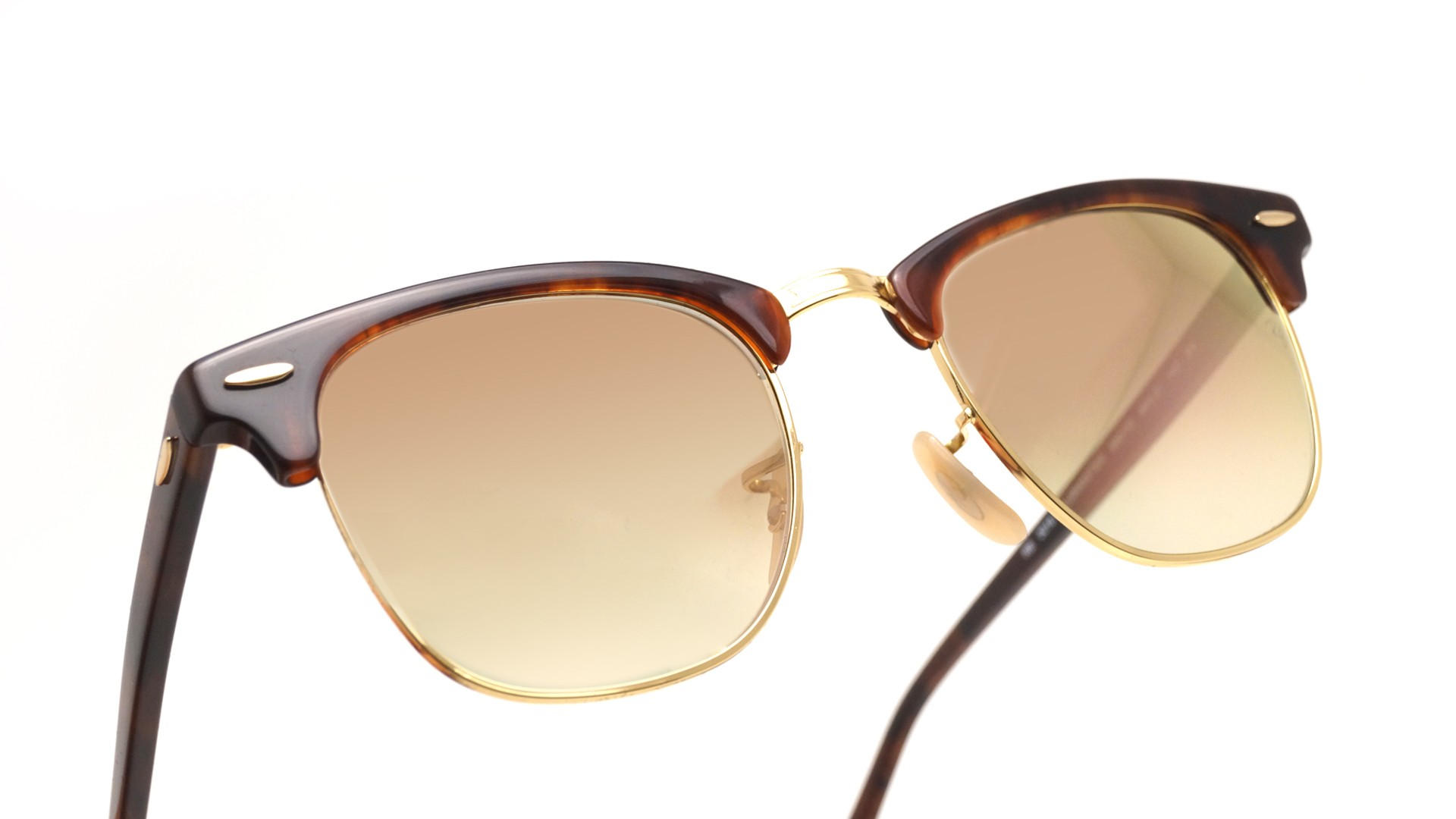 Ray-Ban Clubmaster Tortoise RB3016 990 7O 49-21   Visiofactory 2db67d6e12