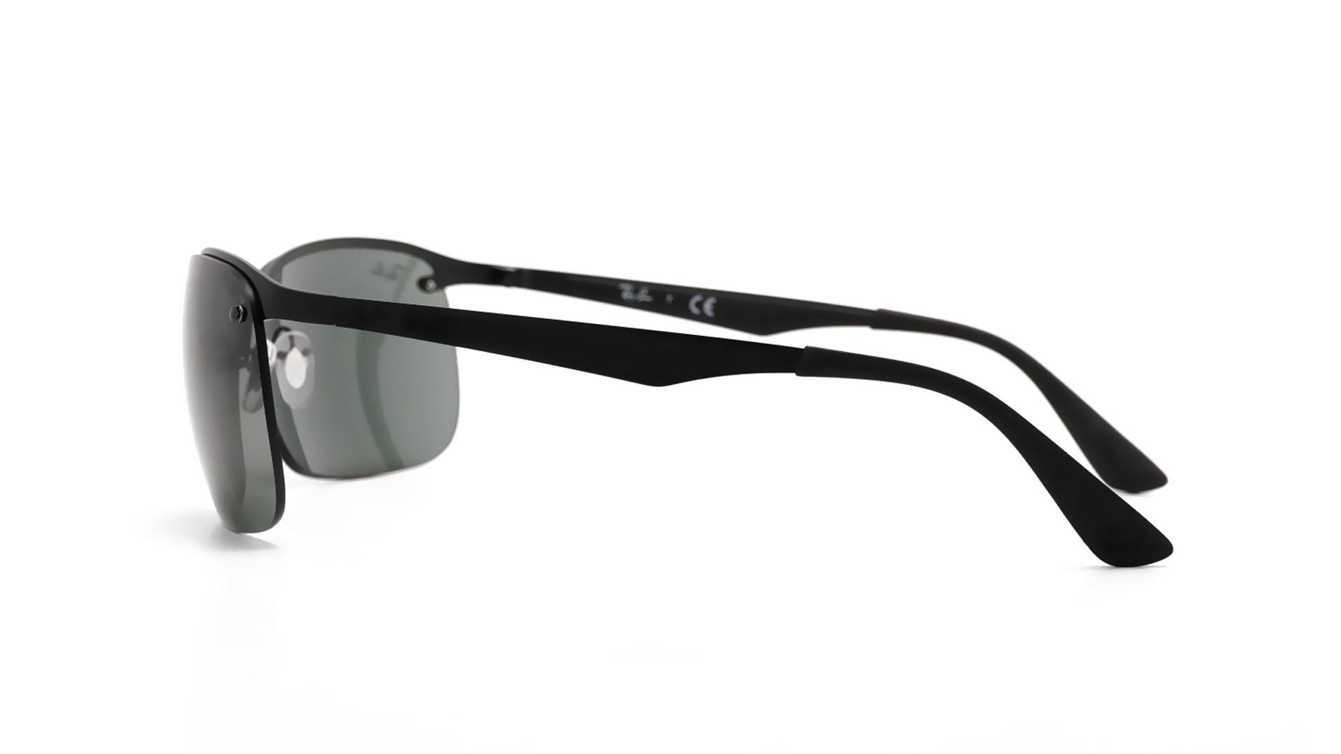 45c0fa957d Sunglasses Ray-Ban RB3550 006 71 64-15 Matte Black Large