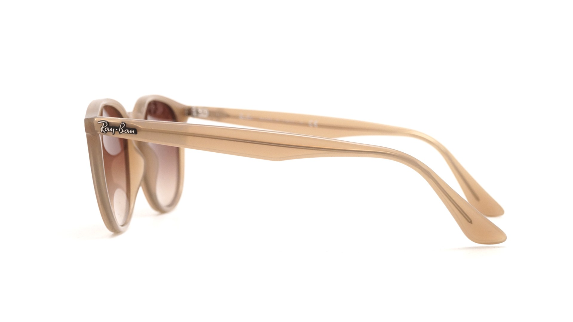 NEW Ray Ban RB4259 616613 51 Shiny Opal Beige Mens Womens Sunglasses Glasses a4664fff05ee
