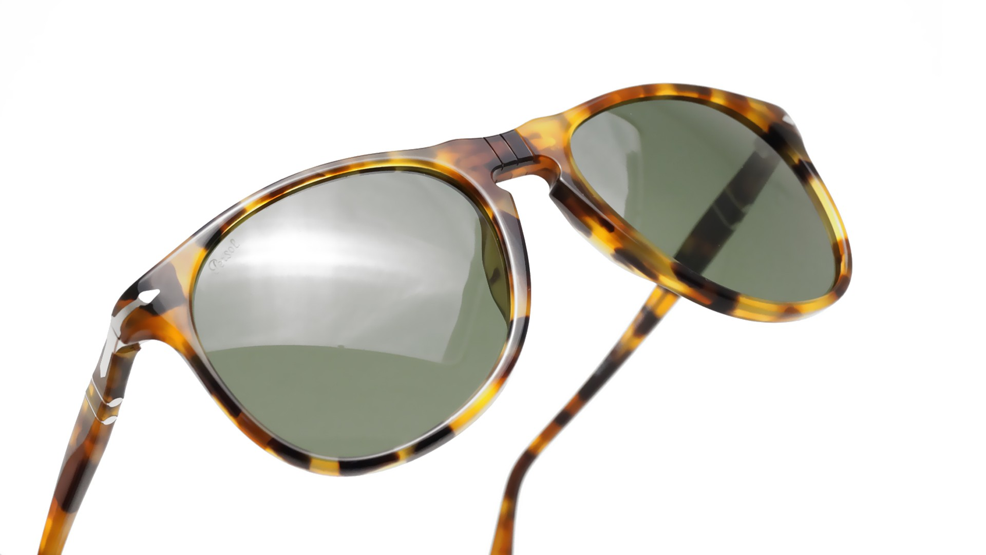 a0df2a762e Sunglasses Persol Vintage Celebration Tortoise PO9649S 10524E 52-18 Medium