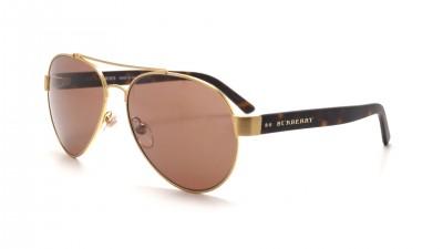 533f2465439 Burberry BE3086 10525W 59-15 Gold Mat Large. Lunettes de soleil ...