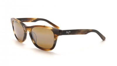 ea2289e98b4daf Maui Jim Ka a point Chocolate H713 01B 51-20 Polarisés 111,67 €. in stock