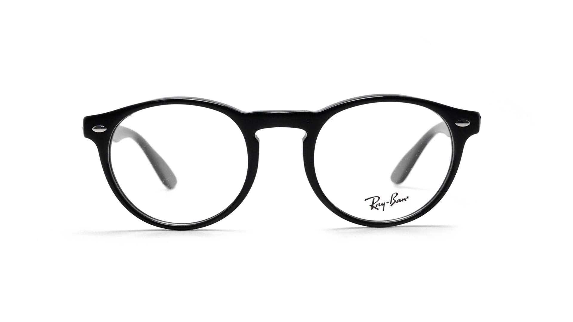 9f948eebb2 Lunettes de vue Ray-Ban Icons Black RX5283 RB5283 2000 49-21 ...