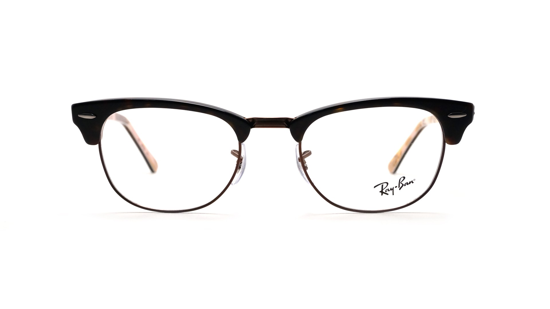 Eyeglasses Ray Ban Clubmaster Tortoise Rx5154 Rb5154 5650