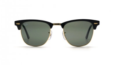 Ray-Ban Clubmaster Classic Noir RB3016 W0365 51-21