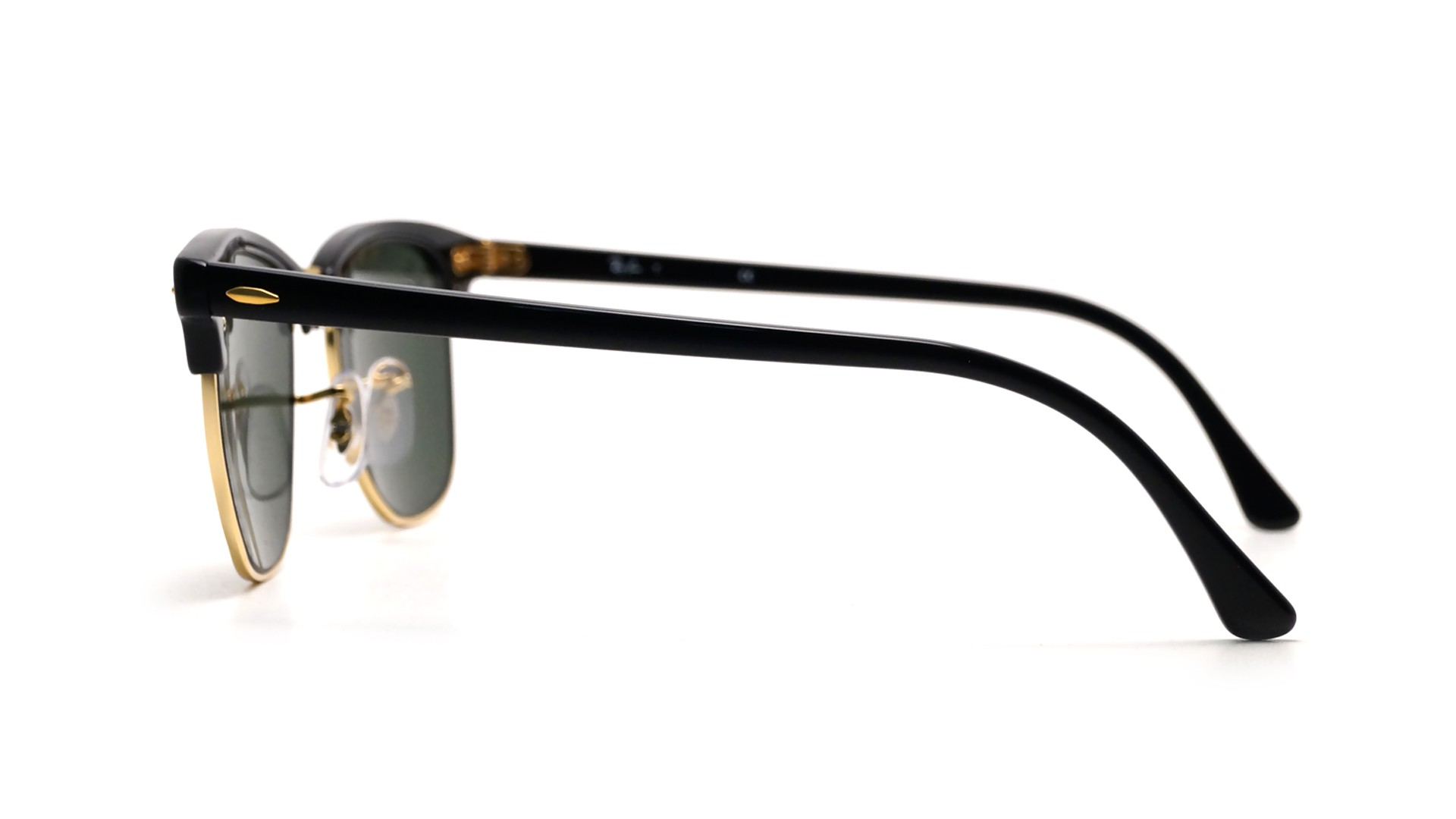 37333cf704a Ray-Ban Clubmaster Classic Black RB3016 W0365 51-21
